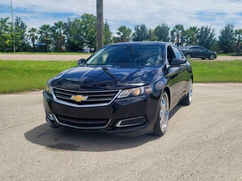 2016 Chevrolet Impala for sale at FLORIDA USED CARS INC in Fort Myers FL