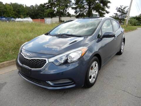2015 Kia Forte for sale at United Traders Inc. in North Little Rock AR