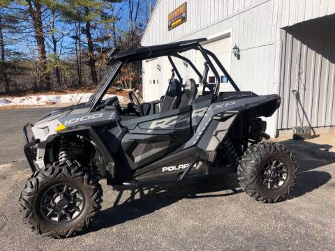 2021 Polaris RZR 1000 XP for sale at Cella  Motors LLC in Auburn NH