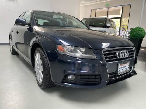 2012 Audi A4 for sale at Mag Motor Company in Walnut Creek CA