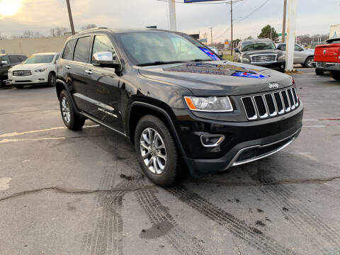 2015 Jeep Grand Cherokee for sale at Summit Palace Auto in Waterford MI