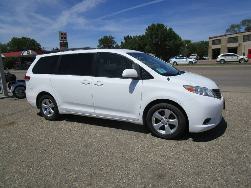 2014 Toyota Sienna for sale at Padgett Auto Sales in Aberdeen SD