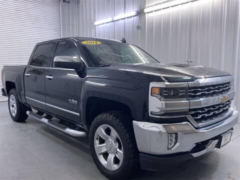 2018 Chevrolet Silverado 1500 for sale at JOE BULLARD USED CARS in Mobile AL