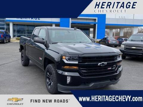 2019 Chevrolet Silverado 1500 LD for sale at HERITAGE CHEVROLET INC in Creek MI