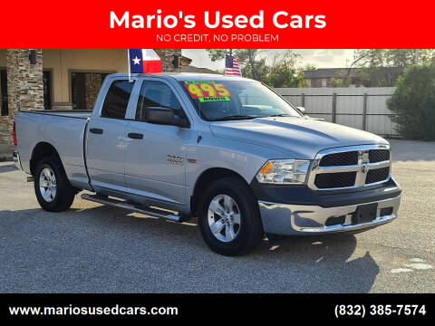 2014 RAM Ram Pickup 1500 for sale at Mario's Used Cars - Pasadena Location in Pasadena TX
