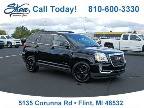 2017 GMC Terrain for sale at Jamie Sells Cars 810 in Flint MI