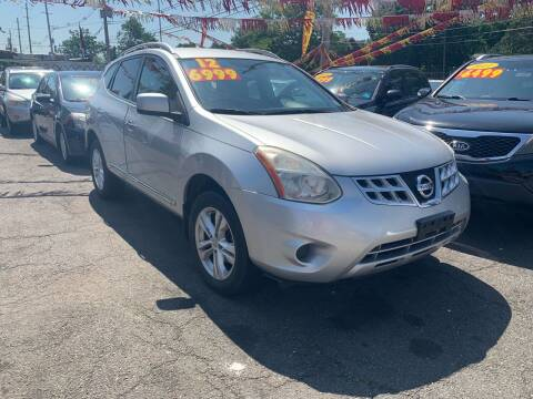 2012 Nissan Rogue for sale at Metro Auto Exchange 2 in Linden NJ