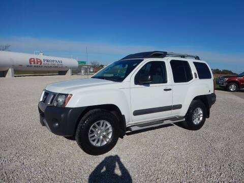 2014 Nissan Xterra for sale at All Terrain Sales in Eugene MO