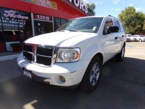 2007 Dodge Durango for sale at Phantom Motors in Livermore CA