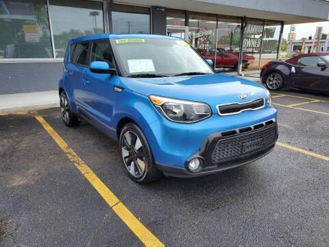 2016 Kia Soul for sale at Stach Auto in Janesville WI