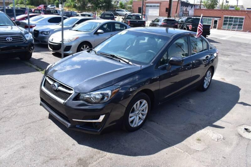 2016 Subaru Impreza for sale at Good Deal Auto Sales LLC in Denver CO