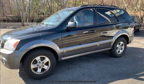 2006 Kia Sorento for sale at BORGES AUTO CENTER, INC. in Taunton MA