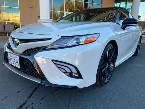 2019 Toyota Camry for sale at RN Auto Sales Inc in Sacramento CA