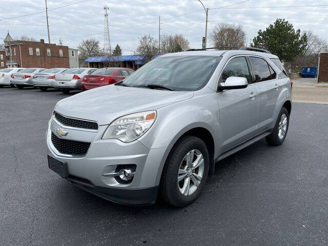 2013 Chevrolet Equinox for sale at JC Auto Sales in Belleville IL