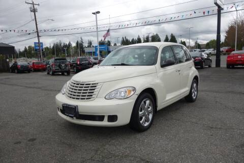 2007 Chrysler PT Cruiser for sale at Leavitt Auto Sales and Used Car City in Everett WA
