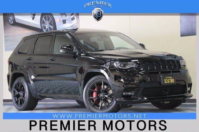 2020 Jeep Grand Cherokee for sale at Premier Motors in Hayward CA