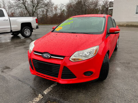 2014 Ford Focus for sale at Auto Plus in Amesbury MA