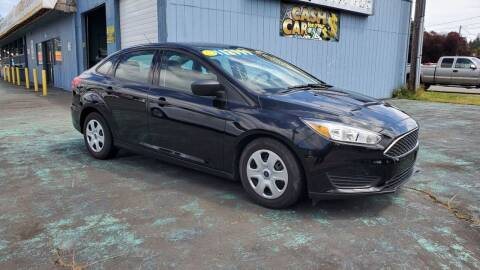 2018 Ford Focus for sale at Good Guys Used Cars Llc in East Olympia WA
