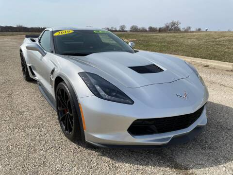 2019 Chevrolet Corvette for sale at Alan Browne Chevy in Genoa IL