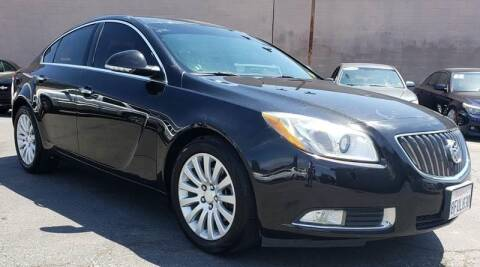2013 Buick Regal for sale at Cars 2 Go in Clovis CA