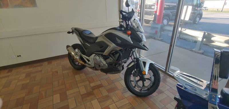 2013 Honda NC700X for sale at I-80 Auto Sales in Hazel Crest IL