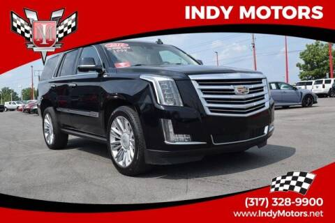 2016 Cadillac Escalade for sale at Indy Motors Inc in Indianapolis IN