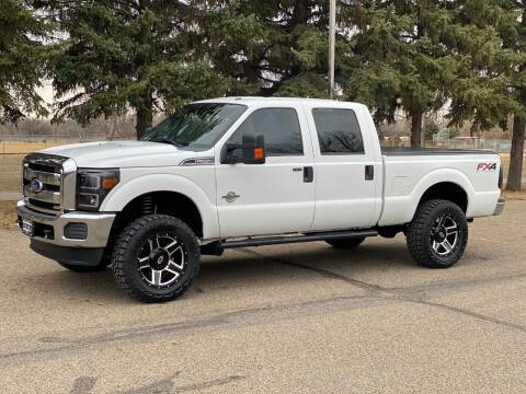 2011 Ford F-250 Super Duty for sale at BISMAN AUTOWORX INC in Bismarck ND