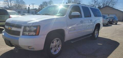 2009 Chevrolet Suburban for sale at AUTO NETWORK LLC in Petersburg VA