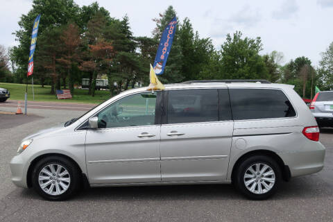2005 Honda Odyssey for sale at GEG Automotive in Gilbertsville PA