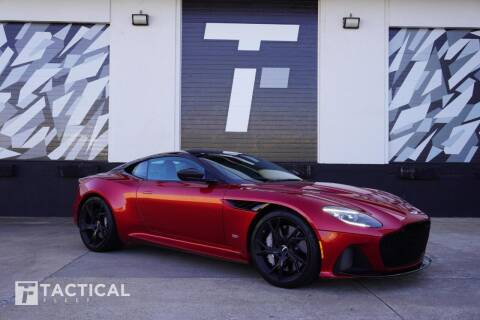 2019 Aston Martin DBS for sale at Tactical Fleet in Addison TX