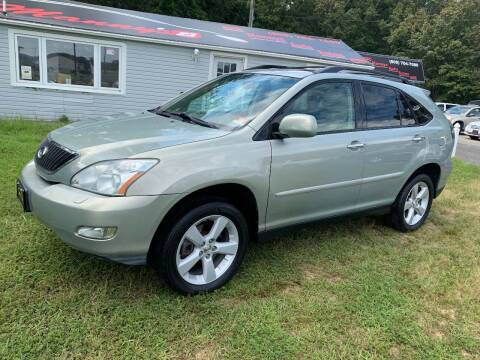 2007 Lexus RX 350 for sale at Manny's Auto Sales in Winslow NJ