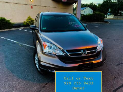 2011 Honda CR-V for sale at Ultimate Motors in Port Monmouth NJ