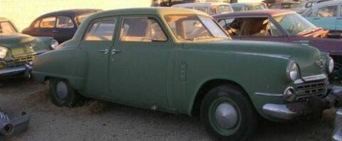 1949 Studebaker Sedan for sale at Haggle Me Classics in Hobart IN