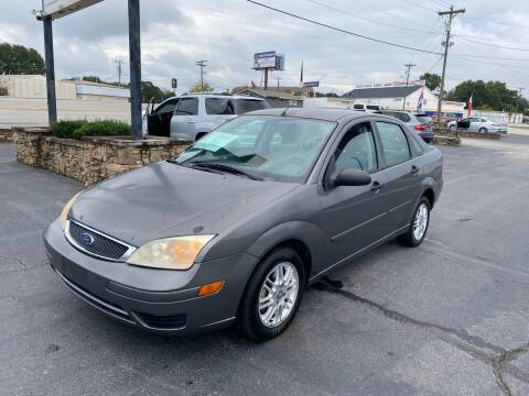 2007 Ford Focus for sale at Import Auto Mall in Greenville SC