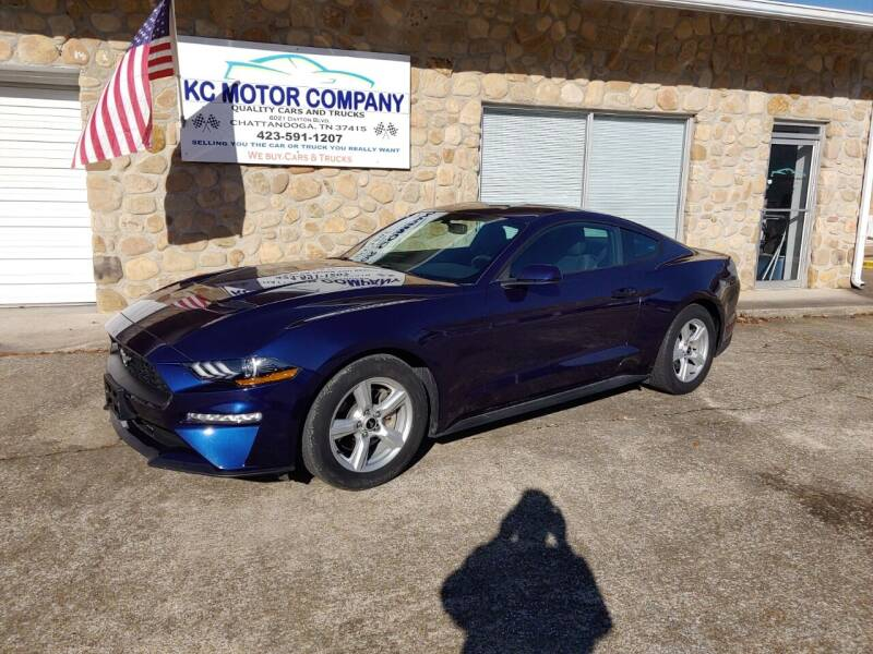 2018 Ford Mustang for sale at KC Motor Company in Chattanooga TN