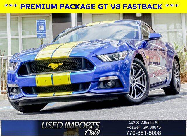 2017 Ford Mustang for sale in Roswell, GA