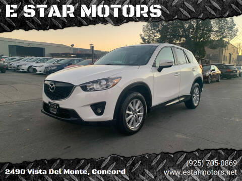 2015 Mazda CX-5 for sale at E STAR MOTORS in Concord CA