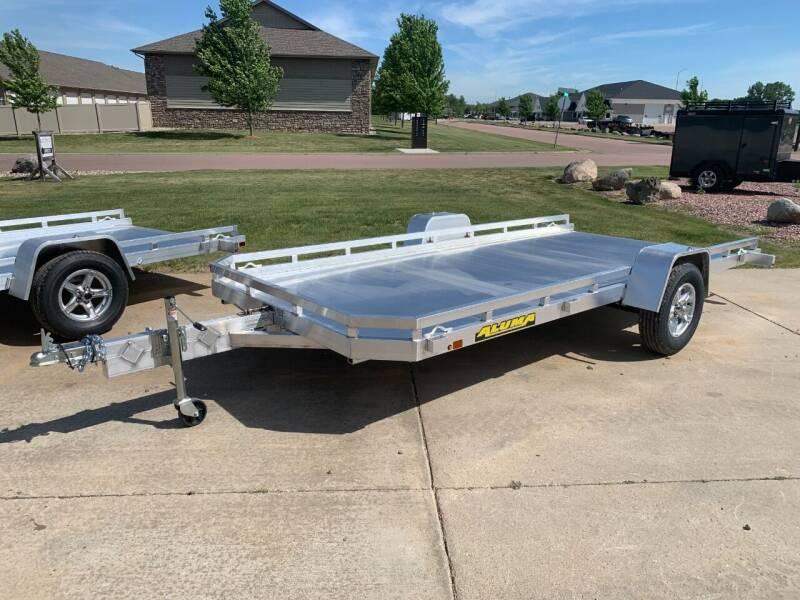 2022 Aluma 7814 Tilt #8479 for sale at Prairie Wind Trailers, LLC in Harrisburg SD