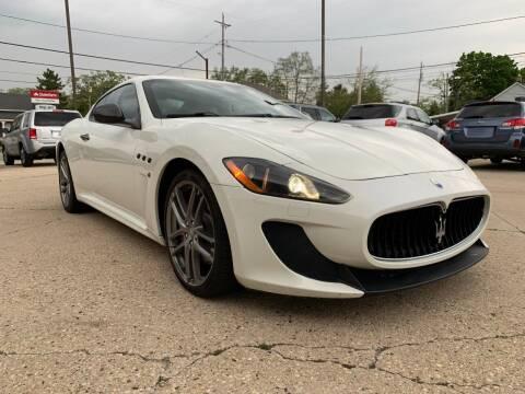 2012 Maserati GranTurismo for sale at Auto Gallery LLC in Burlington WI