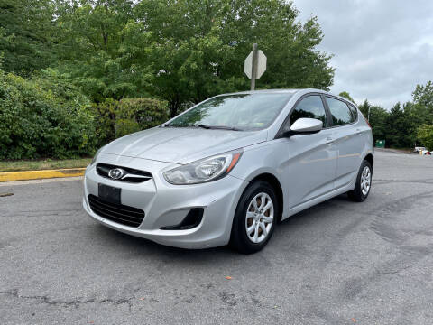 2012 Hyundai Accent for sale at Dreams Auto Group LLC in Sterling VA