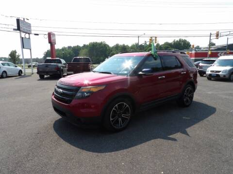 2014 Ford Explorer for sale at United Auto Land in Woodbury NJ
