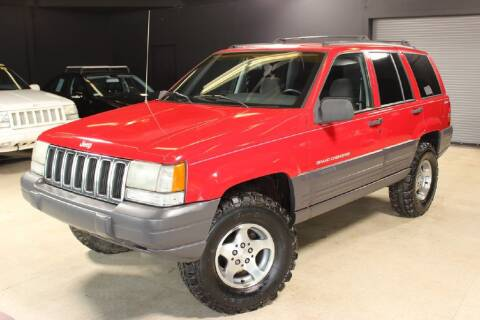1998 Jeep Grand Cherokee for sale at AUTOLEGENDS in Stow OH