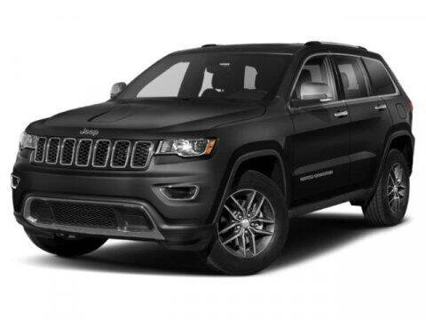 2021 Jeep Grand Cherokee for sale at BEAMAN TOYOTA in Nashville TN