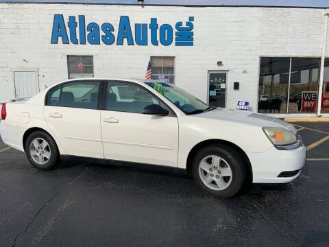2005 Chevrolet Malibu for sale at Atlas Auto in Rochelle IL