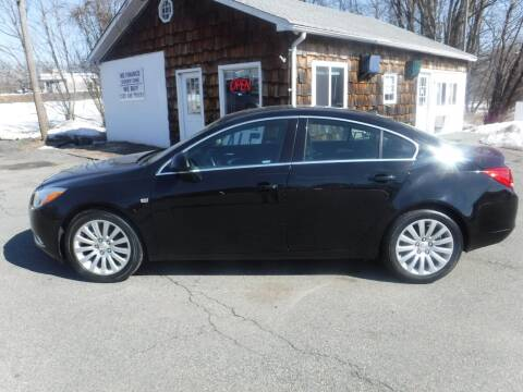 2011 Buick Regal for sale at Trade Zone Auto Sales in Hampton NJ