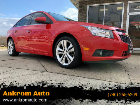 2014 Chevrolet Cruze for sale at Ankrom Auto in Cambridge OH
