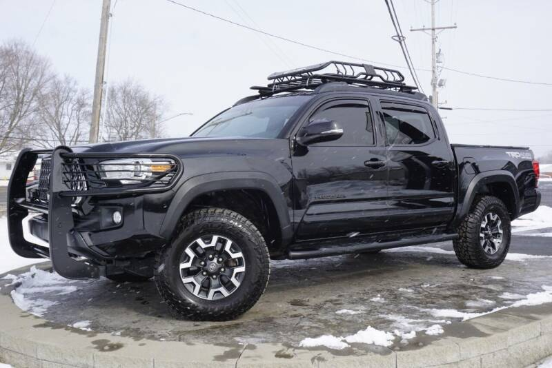 2018 Toyota Tacoma for sale at Platinum Motors LLC in Heath OH