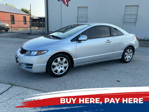 2009 Honda Civic for sale at Shooters Auto Sales in Fort Worth TX