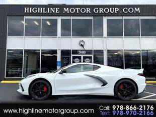 2020 Chevrolet Corvette for sale at Highline Group Motorsports in Lowell MA