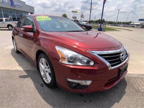2015 Nissan Altima for sale at Show Me Auto Mall in Harrisonville MO